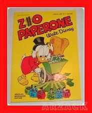 ZIO PAPERONE N 4 Walt Disney MONDADORI 1988 EDICOLA