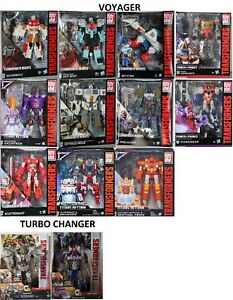 #12 Transformers-VOYAGER / Turbo Changer-Hasbro -AUSSUCHEN: