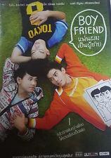Boy Friend Gay Thai Movie English Subtitle (DVD)