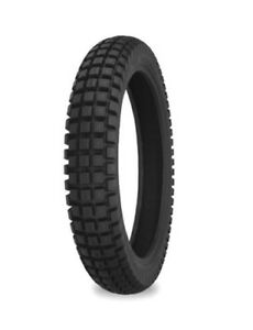 Shinko Trail Pro F255 Flat-Track Radial Rear Tyre – 110/90-18