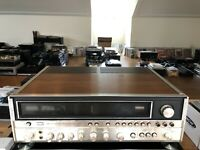 Mint Sansui QS 4 Channel QRX-7001 AMFM Stereo Receiver Perfect Working Condition