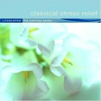LIFESCAPES - THE WELLNESS SEEKER - CLASSICAL STRESS RELIEF CD  NEW SEALED