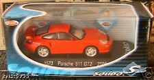 PORSCHE 911 GT2 2001 1570 SOLIDO 1/43 NEW ROUGE RED rot