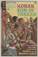Korak Son of Tarzan #40 March 1971 FN