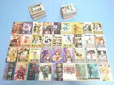 Sakura wars Plastic cards Japan anime About 330/108