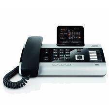 Gigaset DX600A ISDN titanium mit Anrufbeantworter ISDN-Telefon ECO DECT