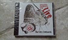 CD SEBASTIEN PAINDESTRE TRIO - LIVE DUC DES LOMBARDS / neuf & scellé