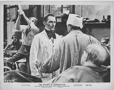 THE REVENGE OF FRANKENSTEIN original 1958 HAMMER lobby still photo PETER CUSHING