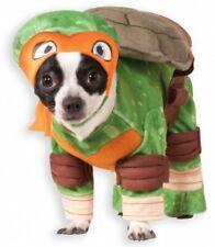 New Rubies Dog Costume  Teenage Mutant Ninja Turtles - Michelangelo - S L XL