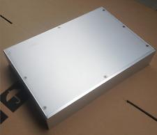 aluminum DAC amplifier chassis /home audio amplifier case (size 380*70*258MM)