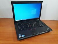 Lenovo ThinkPad T430s Intel Core i5-3220M 2.60GHz 8GB RAM 256GB SSD Win 10 Pro