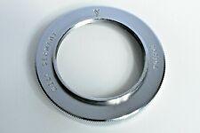 Voigtlander 357/54 Adapter ring for 54mm filters on 41mm lens mounts Bessamatic