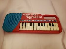 Dsi Toys My Music Maker Keyboard Musical Instrument 1996 Works