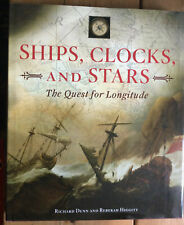 Ships, Clocks, and Stars. Quest for Longitude.  Dunn, 2014