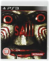 Saw: The Video Game PlayStation 3 Game PS3 Fast Post UK