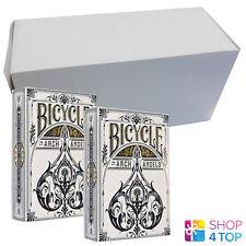12 Decks Bicycle archanges Cartes à Jouer Boîte étui Par Theory 11 USPCC New
