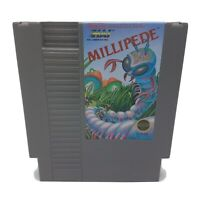 NES MILLIPEDE Nintendo - CLEANED & TESTED - Cart Only