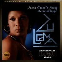 ZULEMA (ZULEMA CUSSEAUX) - JUST CAN'T SAY GOODBYE: BEST OF THE RCA YEARS NEW CD