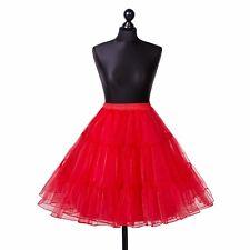 Petticoat Tüllrock Reifrock Tütü Ballettrock Karneval bunt Fasching