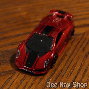 Lamborghini Sesto Elemento (Red) - HW Exotics - Hot Wheels Loose (2020)
