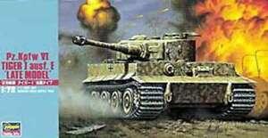Hasegawa 1/72 Pz.Kpfw VI Tiger Tank 4967834312364