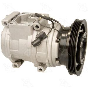 A/C Compressor-New Compressor 4 Seasons 78333