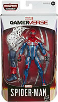 environ 15.24 cm Action figure Spider-Man Marvel Legends 6 in Velocity Costume Spider-Man-NEUF