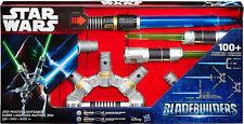 STAR WARS: The Force Awakens - Bladebuilders Jedi Master Lightsaber Set (Hasbro)