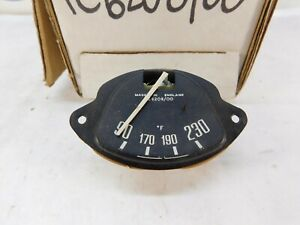 Hillman Minx Series III Temperature Gauge  5030992   Smiths TC6208/00  NOS 1959