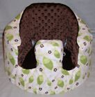 New Bumbo Floor Seat COVER • Little Pea in a Pod • Safety Strap Ready