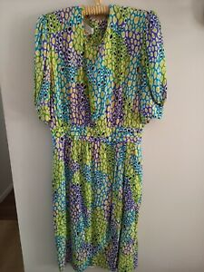 Escada dress, size 14