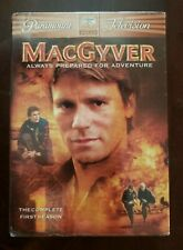 Dvd Complete First Season MacGyver, Richard Dean Anderson, New sealed Nip