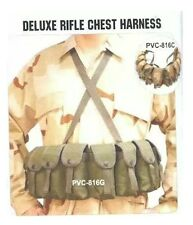 SKS CHEST POUCH Stripper Clips Mag Ammo Bandoleer CAMO *SALE!