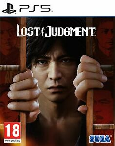 Lost Judgment (PS5) Brand New & Sealed Free UK P&P