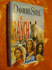IL RANCH.DANIELLE STEEL.EUROCLUB. I EDIZ.1998