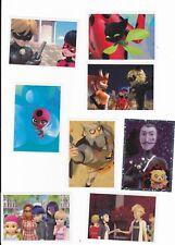 Autocollants Panini Miraculous Ladybug par 10 (numéro à choisir)