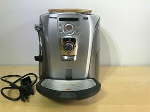 Saeco Talea Ring Plus Automatic Coffee Espresso Machine Sold AS IS *Not Working*