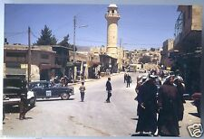 Jordanie . Jerash . PHOTO ORIGINALE ...ALBERT ROBILLARD