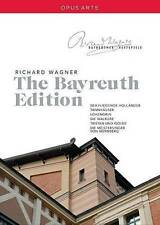 RICHARD WAGNER: THE BAYREUTH EDITION NEW DVD