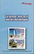 Chile 2010 Brochure La Serena en el año del Bicentenario