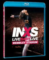 INXS - Live Baby Live: Live At Wembley Stadium [New Blu-ray] With Book