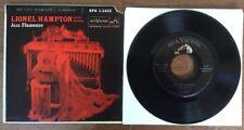 "Lionel Hampton ~ Jazz Flamenco ~ 7"" vinyl 45rpm w/ pic sleeve 1957 JAZZ"