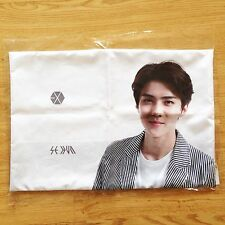 SM TOWN 2015 EXO-Love Concert in Dome Official Goods : Pillow Cover (Sehun)