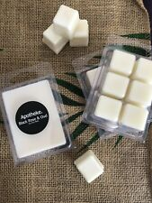 Wax Melts BLACK ROSE & OUD Highly Scented - Natural Soy Wax