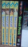 Tenshi Ja Nai!! 1-2, 6-7 Lot of 5 Shojo Manga, English, 16+, Takako Shigematsu