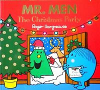 Mr Men Christmas Story Book - MR MEN THE CHRISTMAS PARTY - NEW