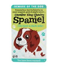 Beware of The Mutt Mongrel Heinz 57 Funny Metal Wall Sign Plaque Dog Lovers Gift