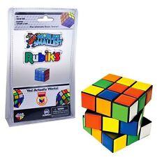 Worlds Smallest Rubik's Cube Miniature Edition- Pocket Sized 3D Puzzle