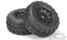 """Pro-Line Racing Trencher 2.0 SC 2.2/3.0"""" M2 Mounted on Raid 17mm Hex Wheels"""