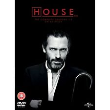 House: The Complete Seasons 1-8 DVD